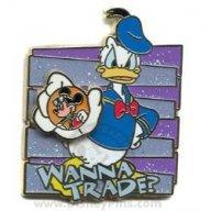 Donald Duck Trader